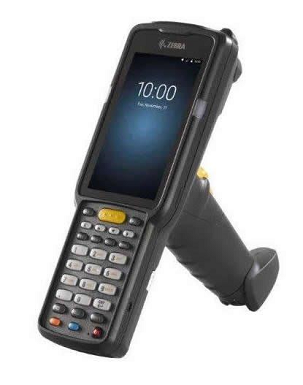 Zebra MC3300 Handheld Scanner