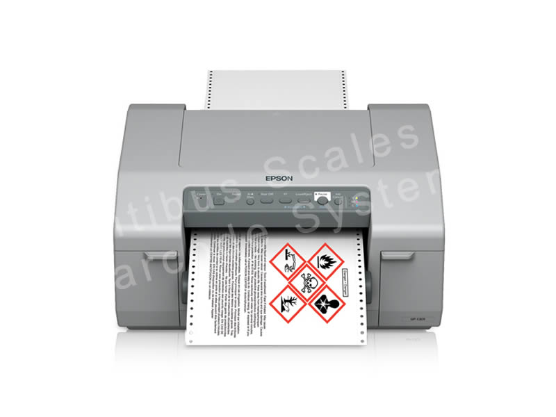 Epson Colorworks C831 Label Printer