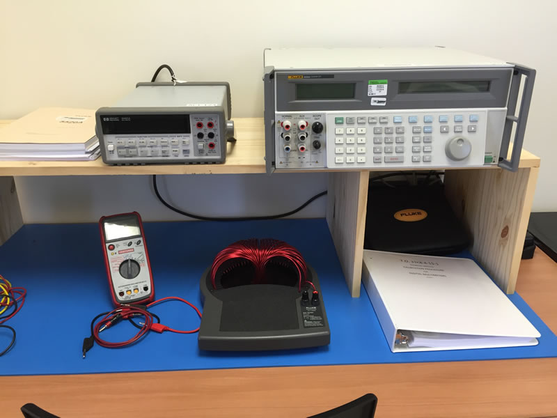 Electrical Testing & Calibration