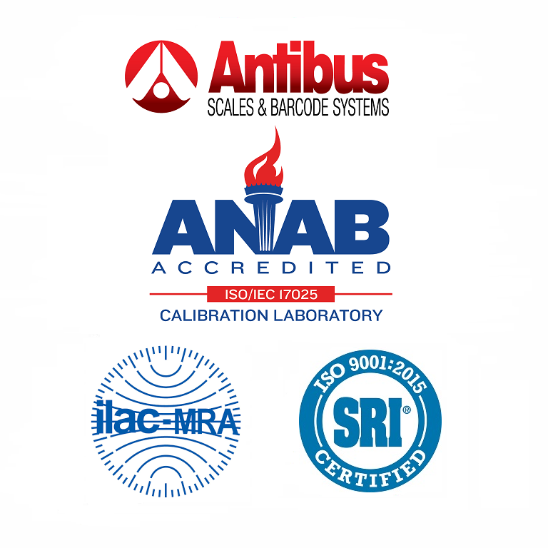 Accreditation & Certification Logos